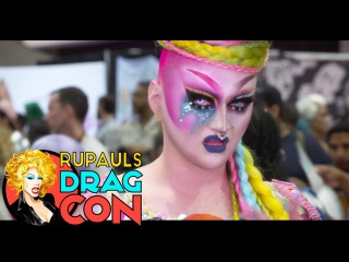 Fab Fan Fashion of RuPaul's DragCon 2017