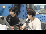 RADIO 170802 JJ Project @ SBS Power FM Choi Hwa Jung's Power Time.