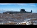 Rusia envía más grande Donskoy submarino Dmitry del mundo para el Mar Báltico