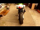 SV650 Streetfighter Laser Xtreme R6 Exhaust