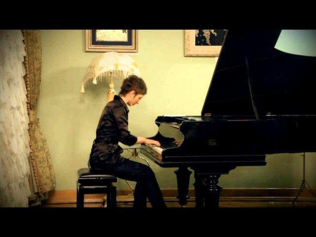 Александра Бондаренко - Звездочёт (piano cover Агата Кристи)