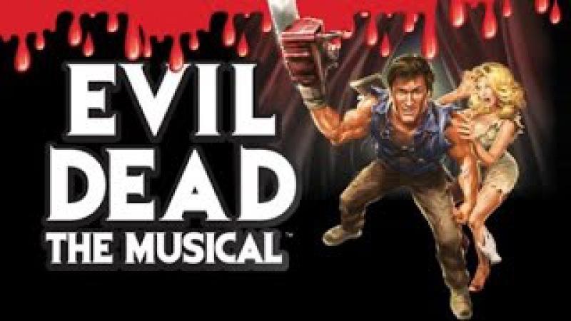 Evil Dead: The Musical -original full version- 2003 VHSRip