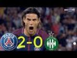 psg (2-0) Saint Etienne -Goals - Highlights-HD