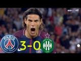 psg (3-0) Saint Etienne -Goals - Highlights-HD