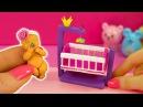 КРОВАТКА, БУТЫЛОЧКА, СОСКА для КУКЛЫ Малышки 👶 БЕРЕМЕННАЯ КУКЛА БАРБИ Barbie. FIMO Ир...