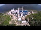 Полет Навигатора. Сенгилеевский цементный завод.
