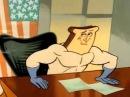 Powdered Toast Man saves America