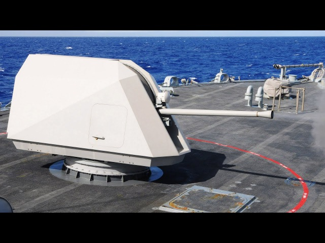 Monstrously Powerful Naval Weapons in Action - Missiles, Guns Weapon Systems