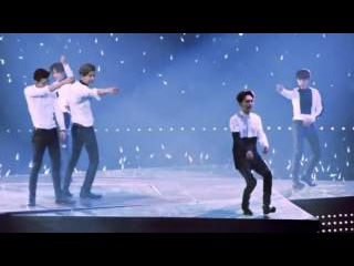 EXO Don't Go - EXOPLANET 2 THE EXO'LUXION IN SEOUL DVD