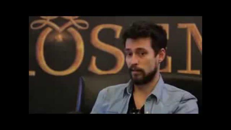 Екин Кочч (Султан Ахмет) интервью. Великолепный Век. Империя Кёсем