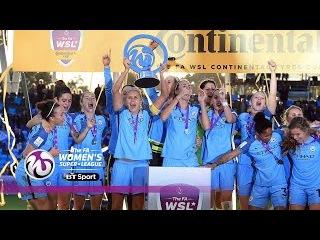 Man City Women 0-0 (1-0 AET) Birmingham City Ladies (2016 CTCup Final) | Goals Highlights