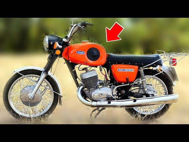 10 забытых легендарных мотоциклов СССР