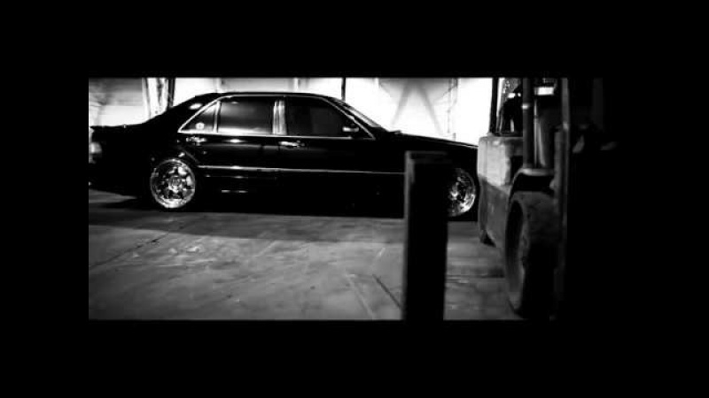 The Notorious B.I.G. - Dead Wrong | Mercedes W140 | ZabytyyNoVideo