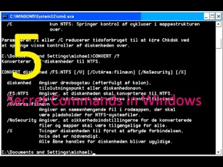 5 Secret Commands You Might Not Know About Windows! 5 Secret Commands in Windows