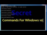 Windows |How to Use Basic Command Prompt CMD Commands in Windows 10| Tutorials For Windows 10 Part 3
