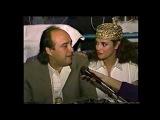 Lucia Mendez en el Concierto de Juan Luis Guerra