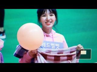 [BYE] 170116 아육대 ISAC (Ending) - Wendy 웬디 Red Velvet 레드벨벳
