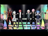 (MMD X Assassination Classroom, Vocaloid and Foxy) 1 2 3