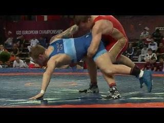 98кг 1/8: Aleksandr GOLOVIN (RUS) vs. Felix BALDAUF (NOR)