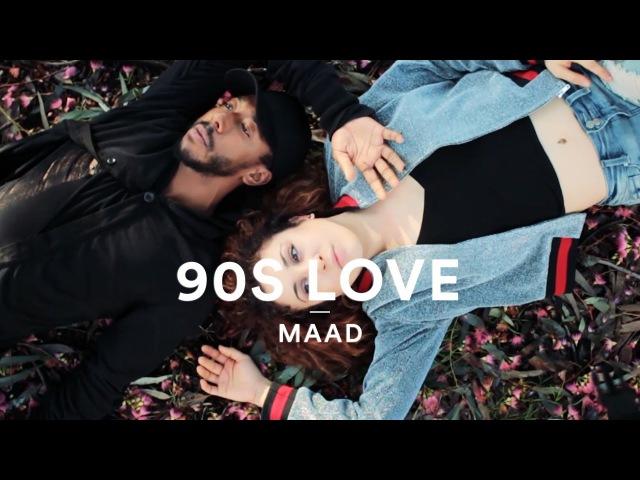 MAAD - 90s Love | A'Drey Vinogradov Choreography | Dance Stories