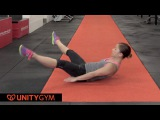 Get Ripped Abs | Gymnastics Core Conditioning | FMS Straddle Hollow Body Rock TEASER