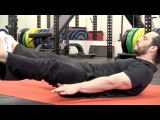 Get Ripped Abs | Gymnastics Core Conditioning | FMS Straddle Hollow Body Hold TEASER