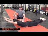 Back Core Conditioning | Gymnastics Exercise | FMS Arch Body Hold TUTORIAL