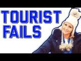 Funny Tourist Fails