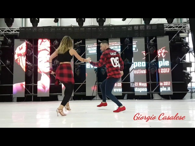 Daniel y Desirée - Dont Let Me Down - Roma Dance All Star 2017