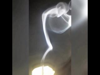Танец дыма..., сочетающий в себе спокойствие и страсть, легкость и интригу....
