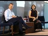 Lana Parrilla &amp Sean Maguire panel, STBCN rus. sub