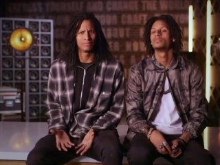 Best Of Luck To The Twins Tomorrow Night. A Look Back At The Twins On @nbcworldofdance Video Credit To @marilyne_moi #lestwinscl