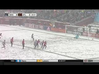Highlights • minnesota united 1-6 atlanta united