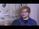 Ed Sheeran MTV Interview 19012017