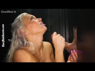 Kacey Jordan HOT FUCKING BLONDE SWALLOWS 14 LOADS OF CUM