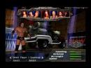 WWE Crush Hour - реслинг на тачках PCSX2 1.2.1/DX11 игра в стиле Twisted Metal - водители рестлеры WWE.HD-720