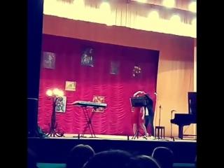 GABriel - Hoy tengo ganas de ti // Alejandro Fernandez & Christina Aguilera