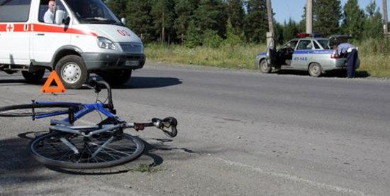 На трассе «Ростов-Таганрог» водитель «ВАЗ-21099» сбил велосипедиста