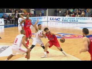 Милош Теодосич – MVP 9-го тура Евролиги!