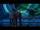 Джаред и Дженсен на ток-шоу Конана ОБрайена (отрывок 1)   SDCC 2017 ConanCon