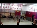 Exotic pole dance -Результат одной тренировки