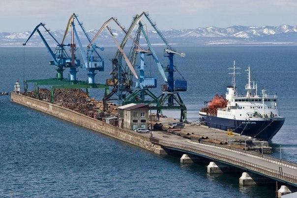 Хабаровские корабелы хотят построить паромы на линию Ванино-Холмск