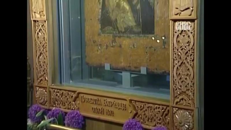 Владимирская Богоматерь стихи Максимилиана Волошина