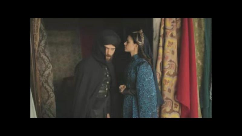 Встреча Кёсем и Искандера (Великолепный век: Империя Кёсем)