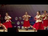 Детский хореографический ансамбль Жемчужина   Казачий танец Вишня Душевный конкурс 2016