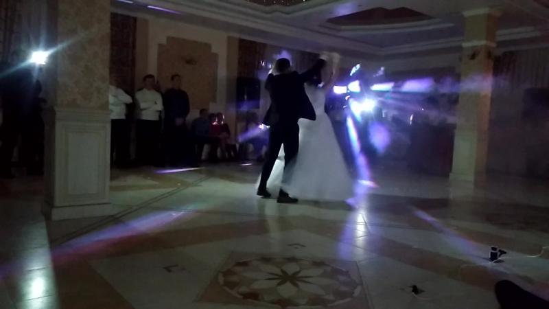 Наш перший весільний танець) Богдана і Юра 11.02.17