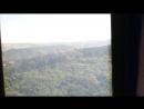 Вид из кабинки с колеса обозрения Тбилиси