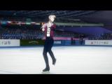 Юрий на льду / Юри на льду / Yuri on Ice - 1 серия