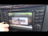 W211 Mercedes E Klasse Android 5.1 DVD Radio Vorstellung Deutsch