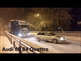 Audi Quattro Power in snow   TOP 10